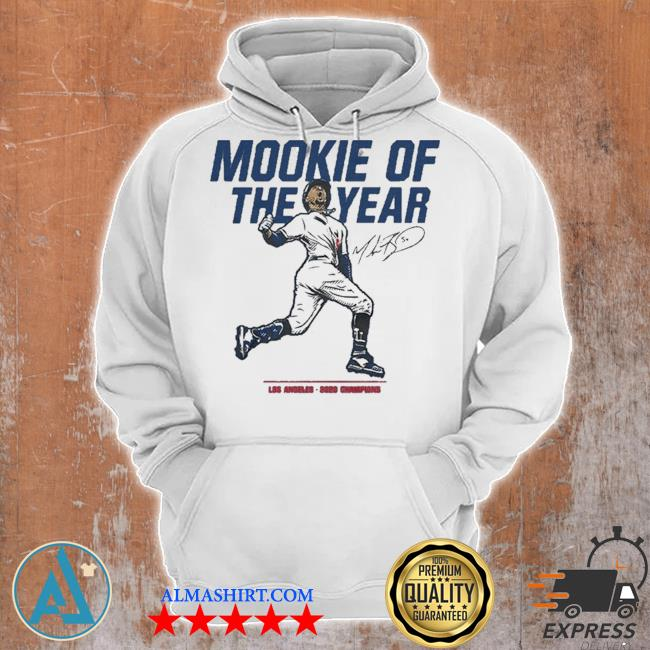 Mookie of the year los angeles 2020 chapions s Unisex Hoodie