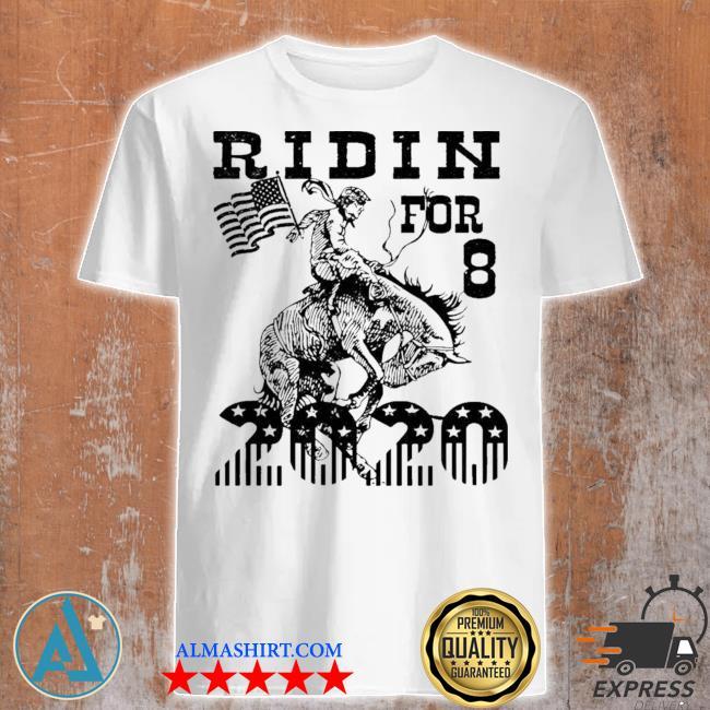 Ridi for 8 2020 shirt