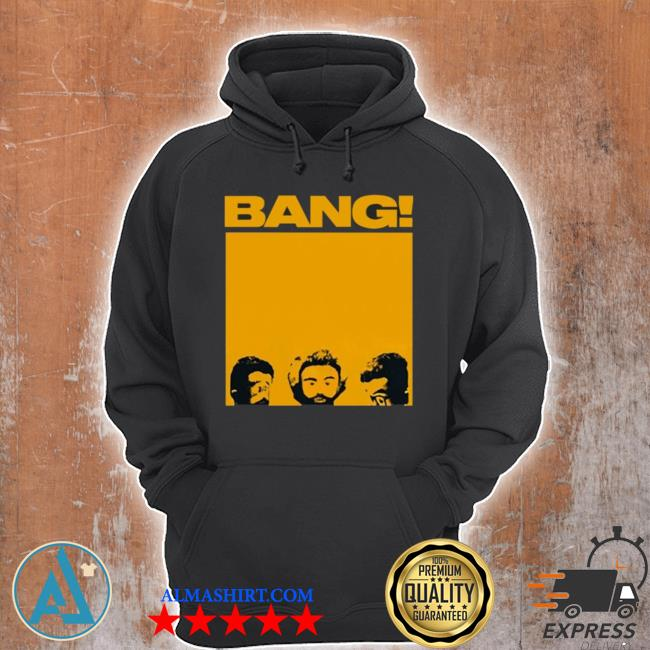 Ajr merch ajr bang square s Unisex Hoodie