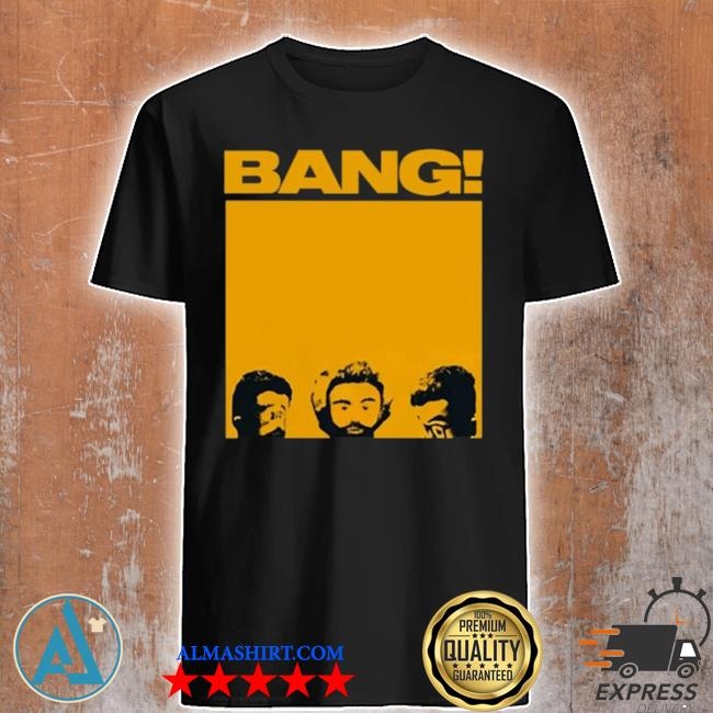 Ajr merch ajr bang square shirt