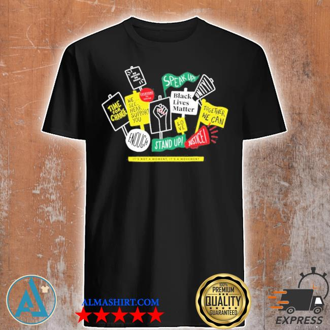 Blm no justice no peace shirt