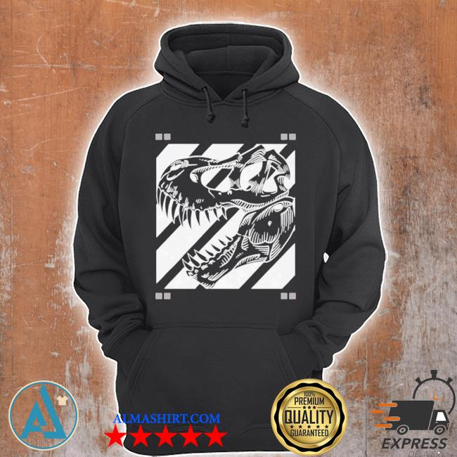 Excision merch fossil rex s Unisex Hoodie