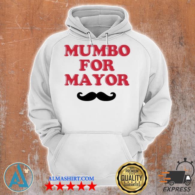 Grian merch mumbo for mayor s Unisex Hoodie