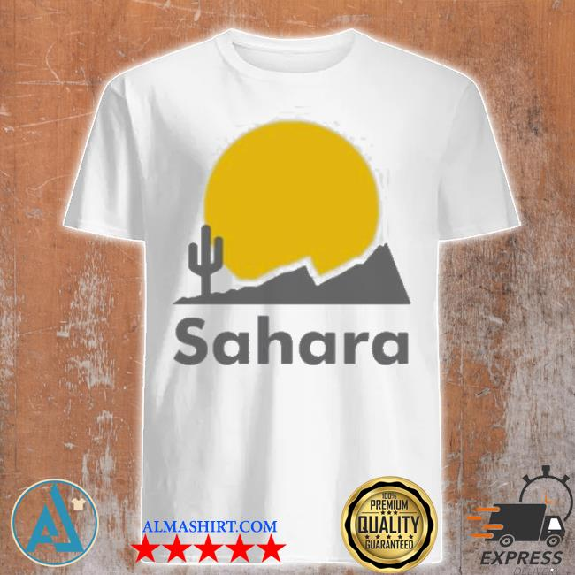 Grian merch sahara logo shirt