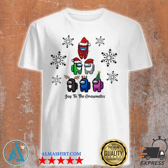 Joy to the crewmates among us christmas sweater