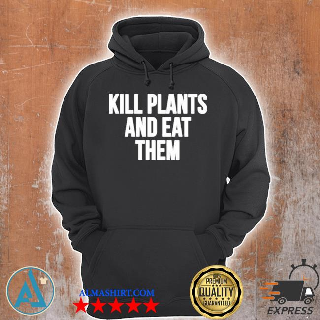 Klogw merch kill plants and eat them s Unisex Hoodie