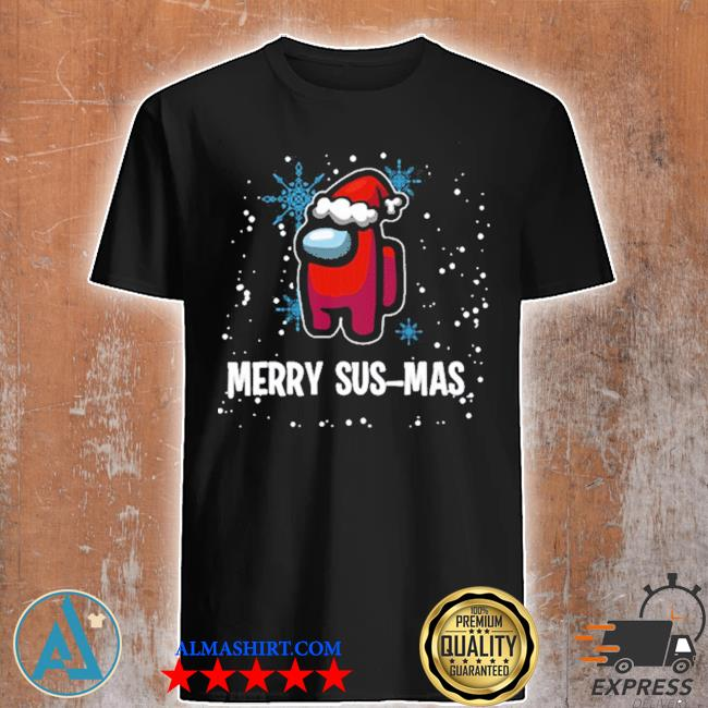 Merry susmas among us christmas ugly sweater