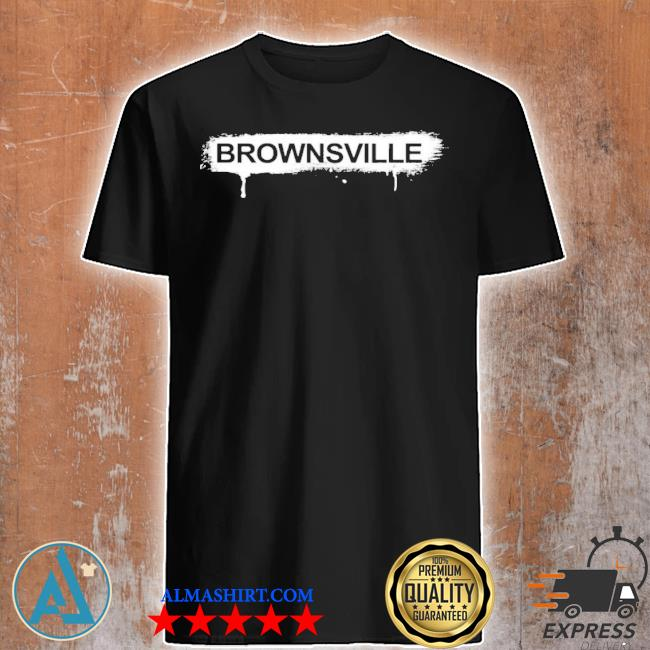 Mike tyson brownsville shirt