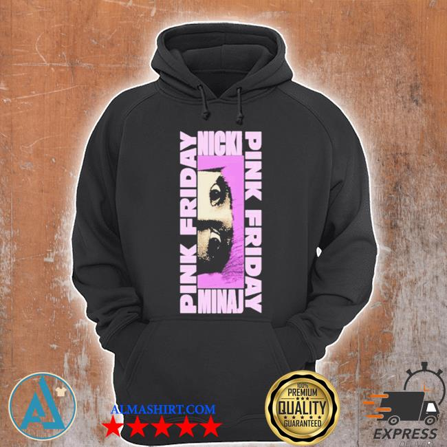 Nicki minaj merch moment 4 life s Unisex Hoodie