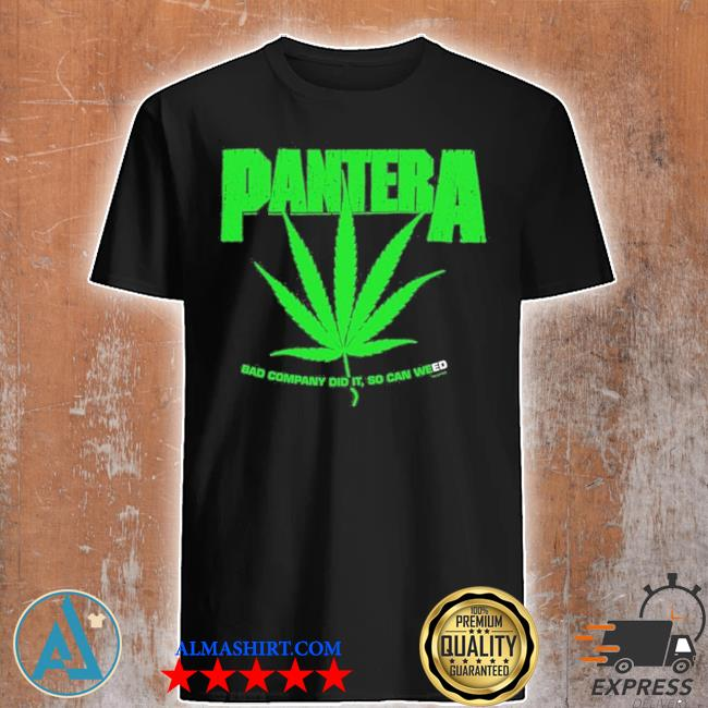pantera flying across america shirt