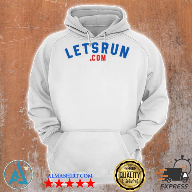 The letsrun.com 20th anniversary s Unisex Hoodie