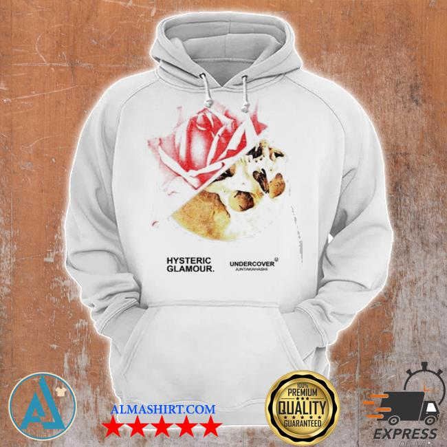 Undercover you mother flower s Unisex Hoodie