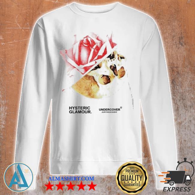 Undercover you mother flower s Unisex sweatshirt