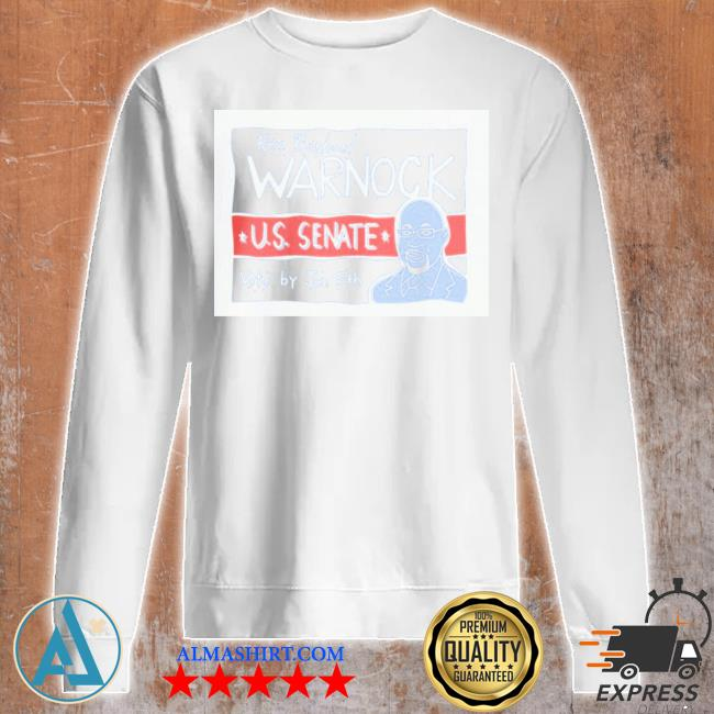 Warnock for senate vote by jan 5th s Unisex sweatshirt