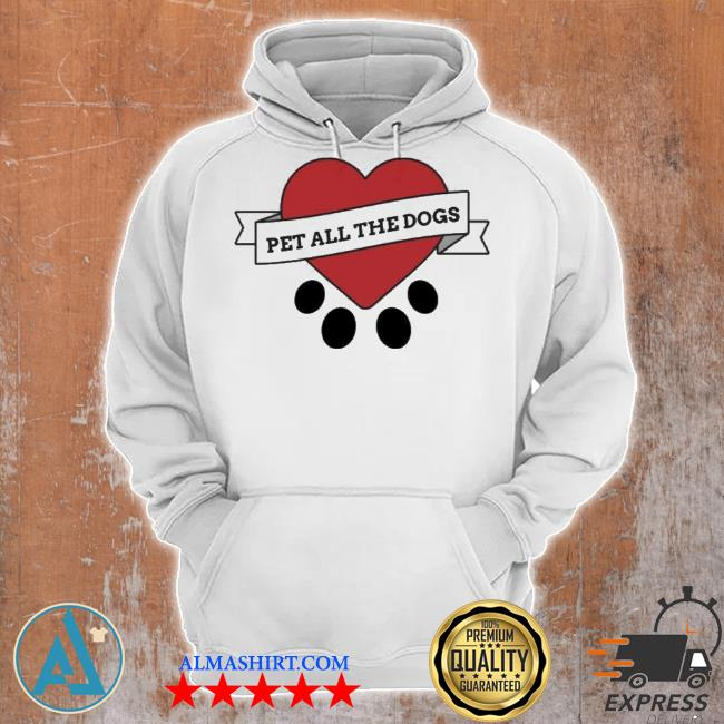 We rate dogs merch pet all the dogs s Unisex Hoodie
