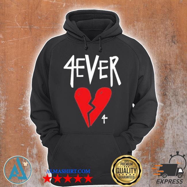 Yung pinch forever heart limit s Unisex Hoodie