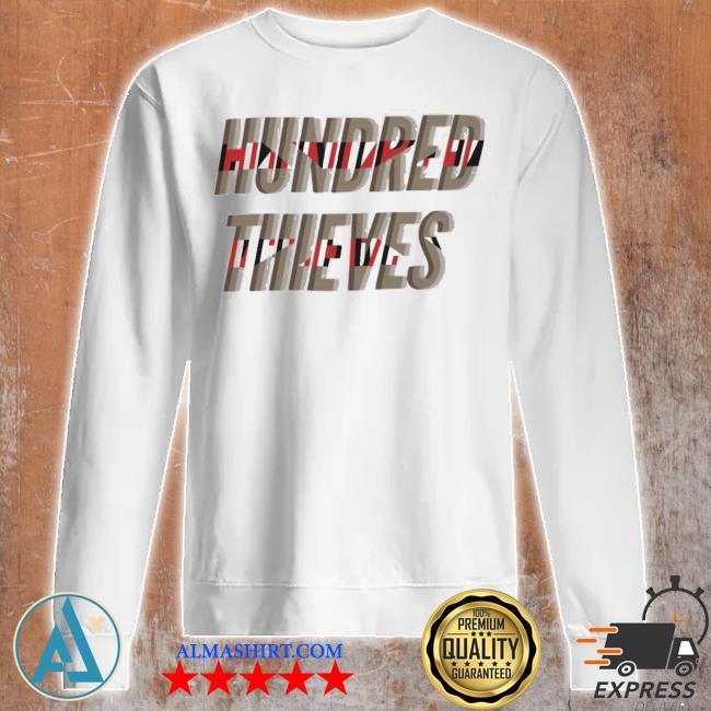 100 thieves merch 100 thieves glitch s Unisex sweatshirt