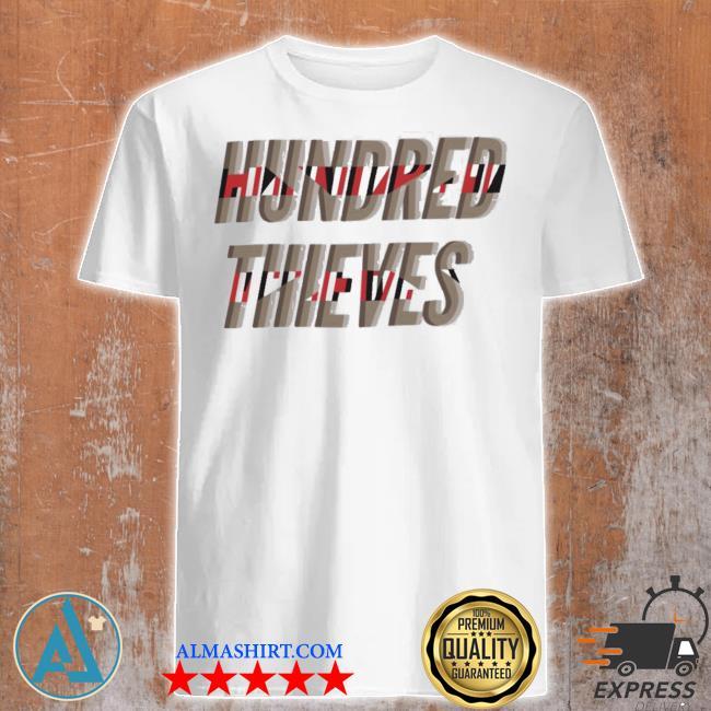100 thieves merch 100 thieves glitch shirt