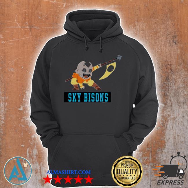 Air nomads sky bisons s Unisex Hoodie