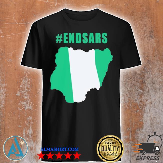 #endsars shirt #endbadgoveranceinnigeria protesting against police brutality in nigeria shirt