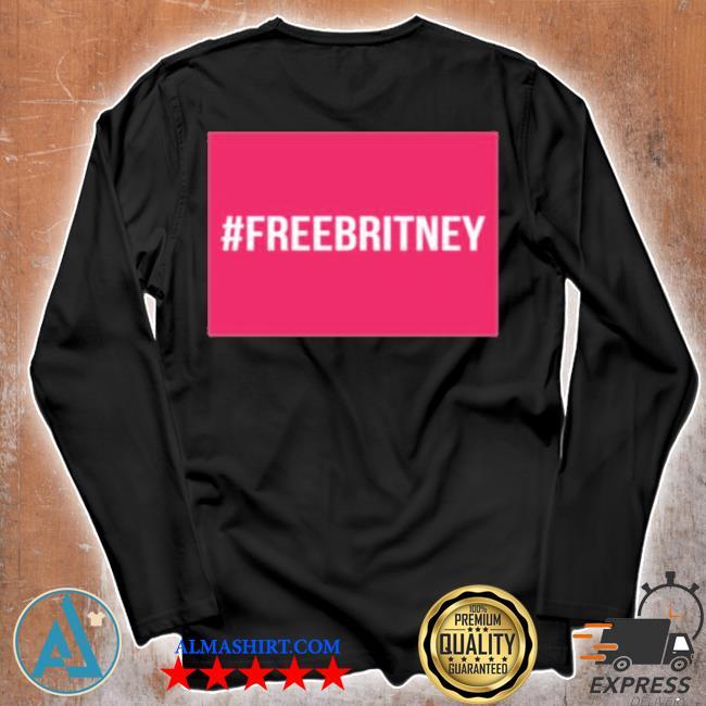 #freebritney s Unisex longsleeve