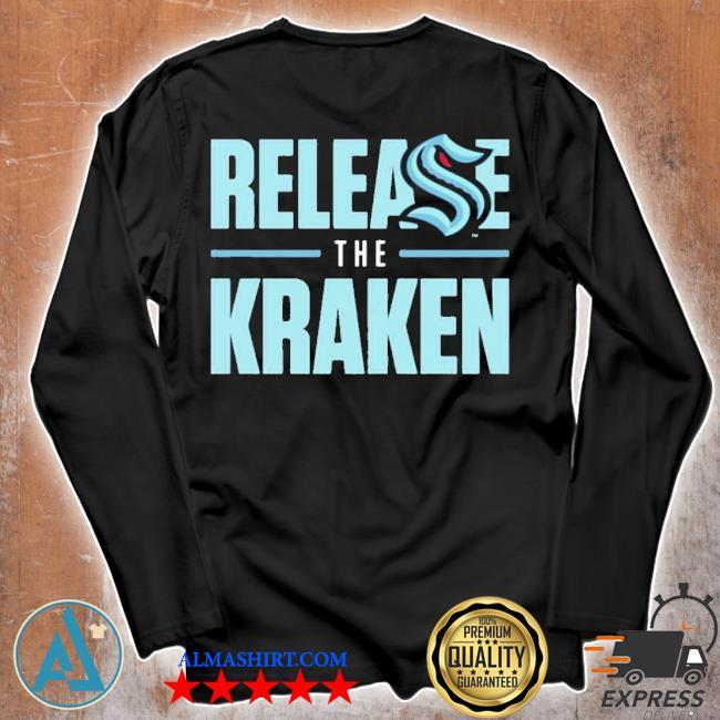 Seattle kraken release the kraken shirt,tank top, v-neck ...