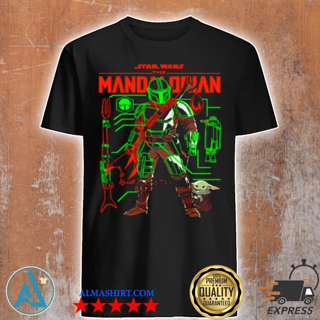 Star Wars Red Mandalorian Logo Tank Top
