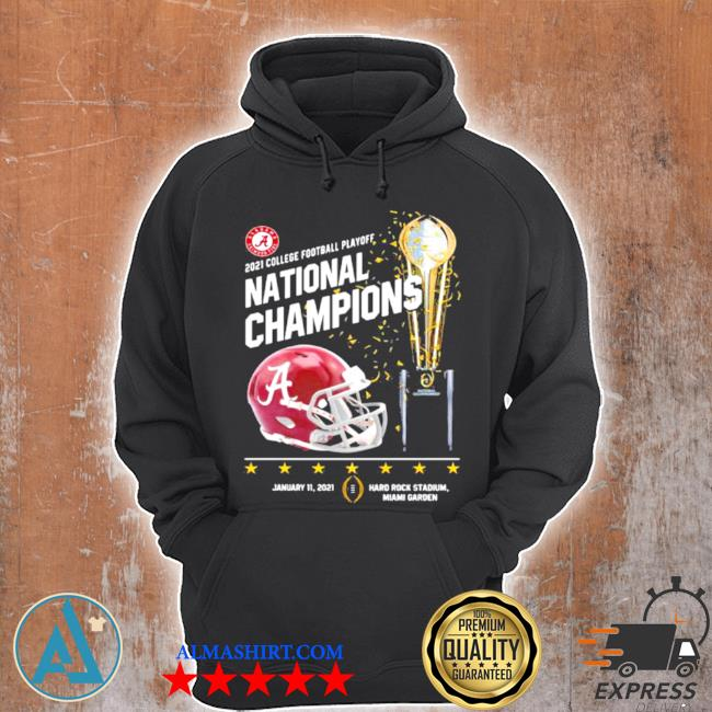 2021 college football playoff national championship victory s Unisex Hoodie
