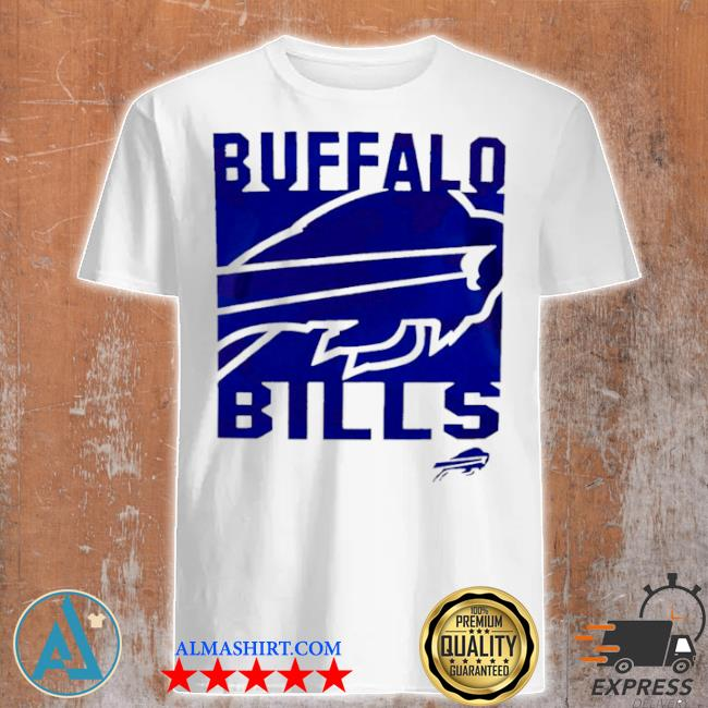 2021 in the Buffalo Bills shirt