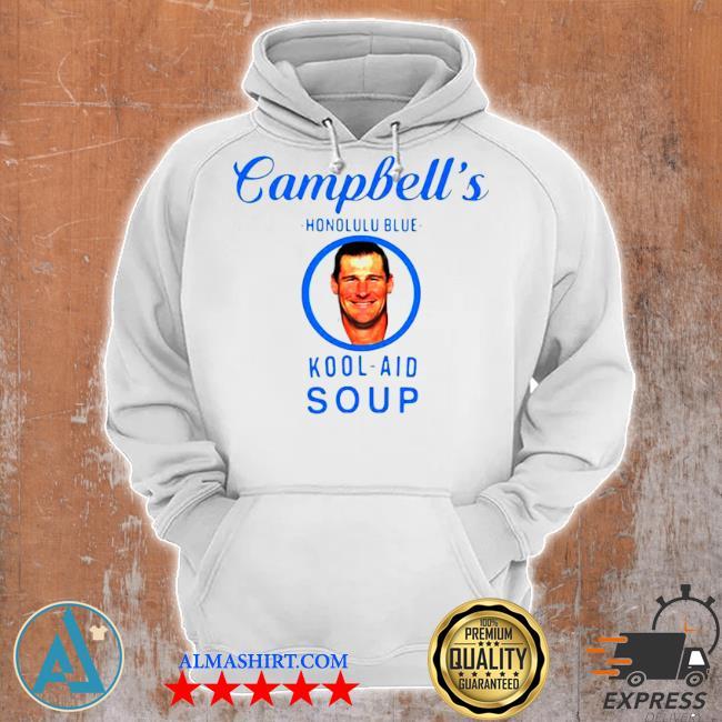Campbell's honolulu blue kool aid soup s Unisex Hoodie