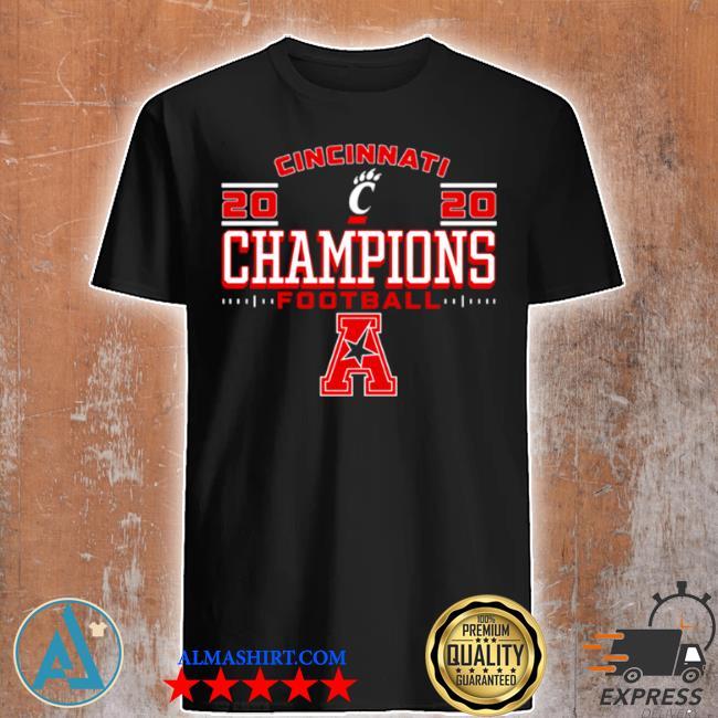 CincinnatI bearcats aac football champs shirt