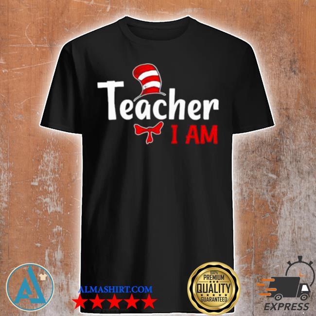 I am teacher merry christmas shirt