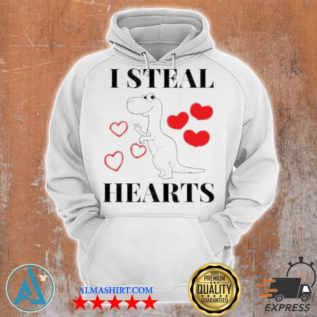 I steal hearts s Unisex Hoodie