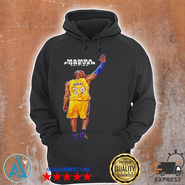 Kobe bryant mamba forever edition 2021 s Unisex Hoodie