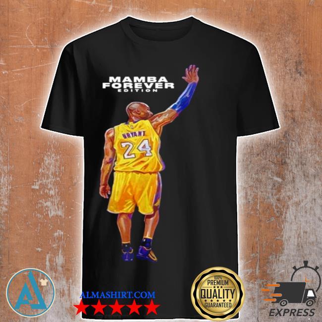 Kobe bryant mamba forever edition 2021 shirt