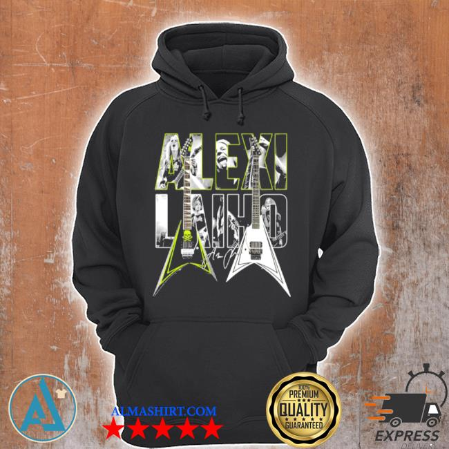 MexI laiho guitar band music s Unisex Hoodie