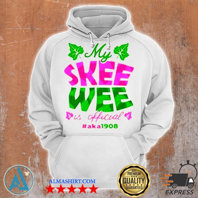 My skee wee is #aka1908 s Unisex Hoodie