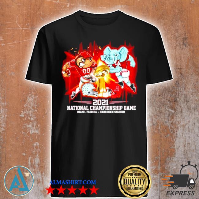 National championship 2021 alabama crimson tide 52 24ohio state buckeyes shirt