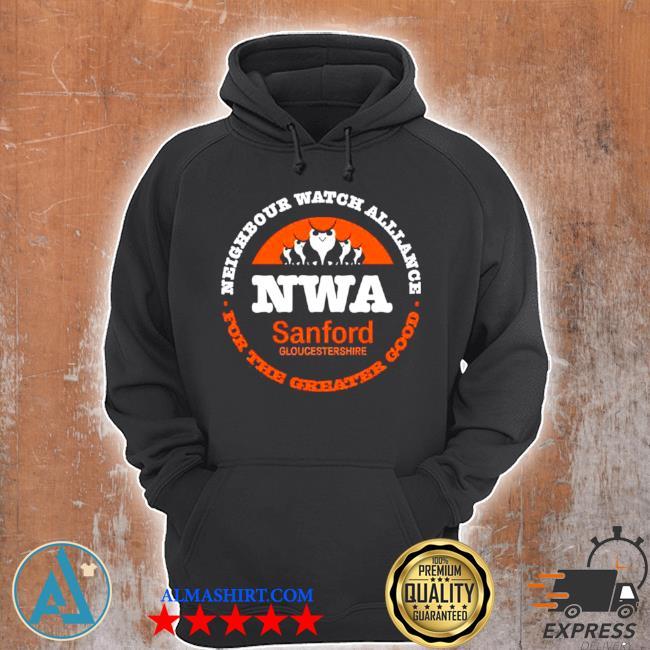 Nwa neighbourhood watch alliance for the greater good s Unisex Hoodie