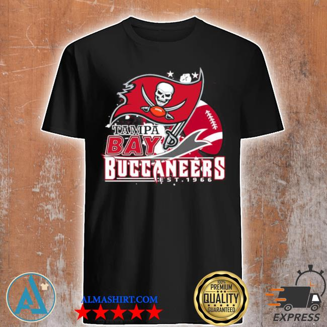 Tampa bay buccaneers est 1966 shirt