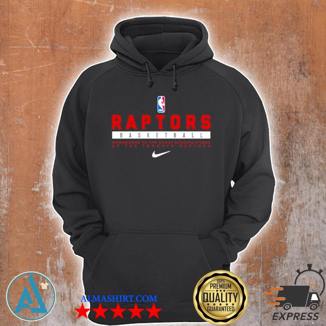 Toronto raptors basketball engineering to the exact specifications of the toronto raptors s Unisex Hoodie
