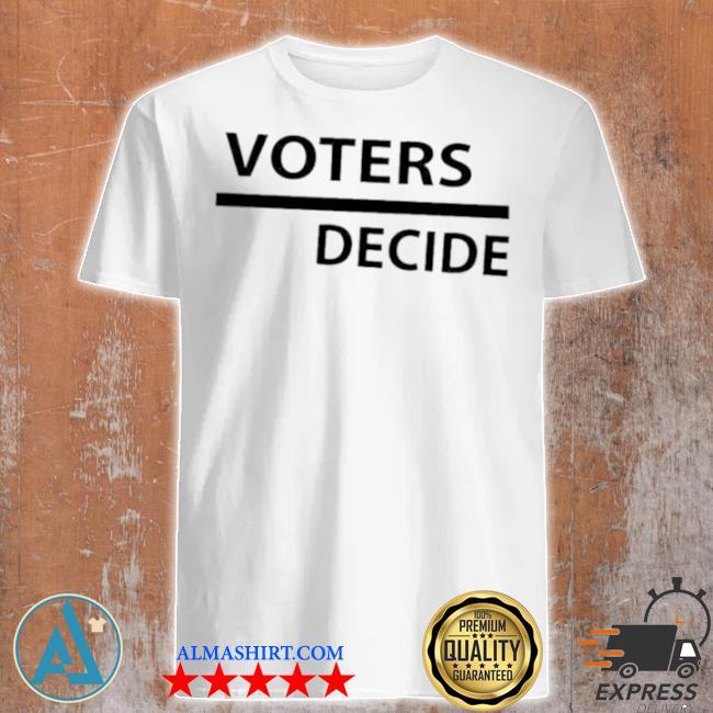 Voters decide shirt
