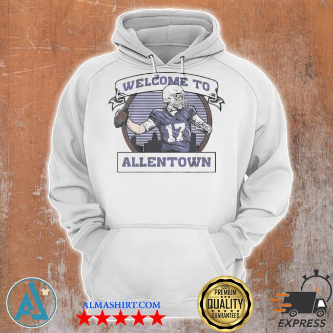 Welcome to allentown s Unisex Hoodie