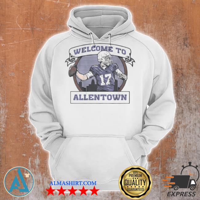 Welcome to allentown s Unisex Hoodie