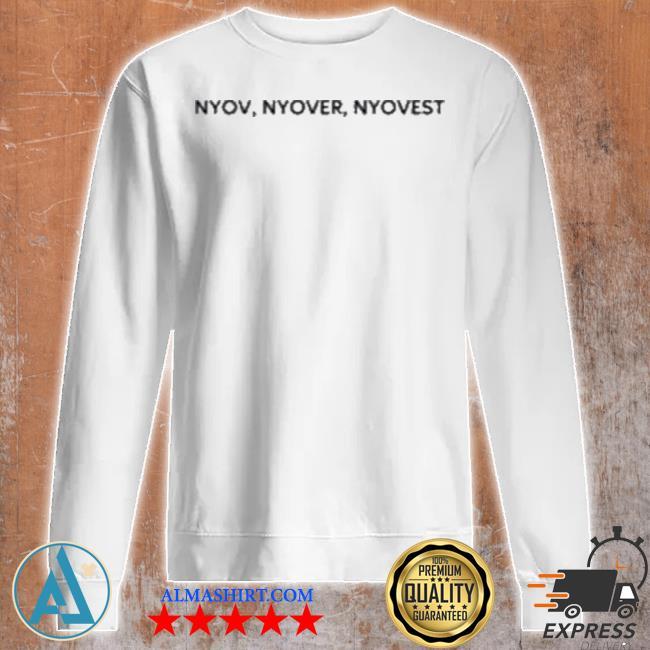 Nyov nyover nyoveSt s Unisex sweatshirt
