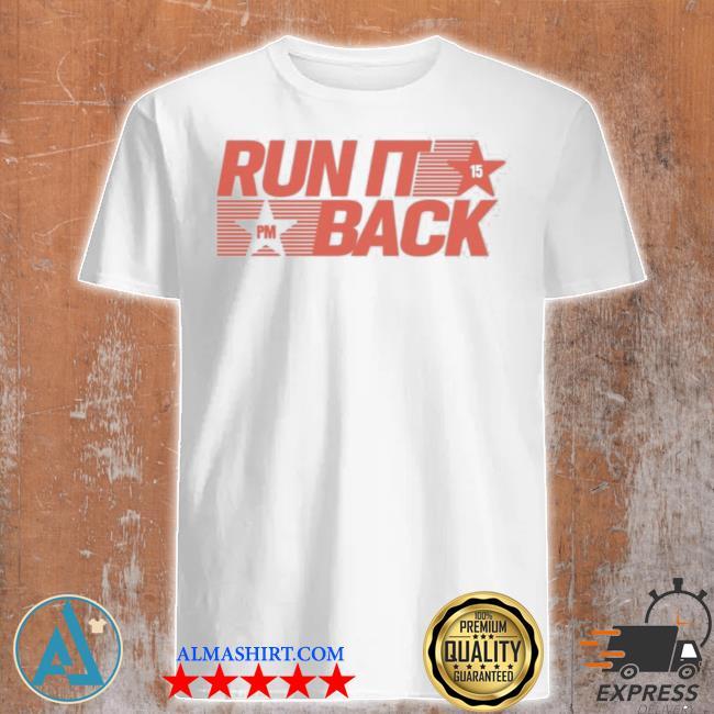 Patrick mahomes iI merch throwback run it back everyday shirt